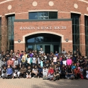 Appalachian State University Academy at Middle Fork Students Visit Campus to Learn About College Life